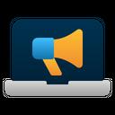 Digital Marketing Promotion Advertising Icon