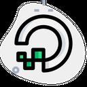 Digital Ocean Technology Logo Social Media Logo Icon
