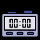 Digital timer Icon