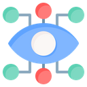 Vision Business Strategy Icon