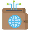 Digital wallet Icon