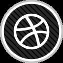 Dirbbble Icon