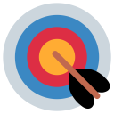 Direct Hit Archery Icon