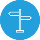 Direction Of Service Icon
