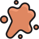 Dirty Spots Stain Taint Icon