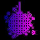 Disco Ball Prty Icon