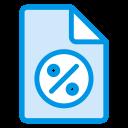 Discount board Icon