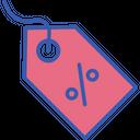 Discount Label Sale Tag Icon