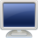 Display Computer Screen Icon