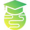 Distance Education Icon