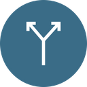 Arrow Direction Two Icon