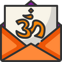 Diwali Card Icon