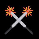 Diwali Fire Crackers Icon