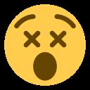 Dizzy Face Error Icon