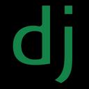 Django Technology Logo Social Media Logo Icon