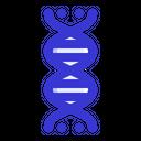 Dna Biology Genetics Icon