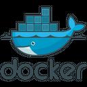 Docker Original Wordmark Icon