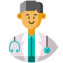 Male Doctor Avatar Doctor Icon