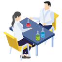 Doctors Consultation Icon