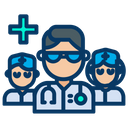 Doctors Team Icon