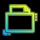 Document Attachment Attach Icon