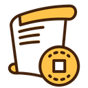 Document Sign Contract Icon