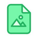 Document Image Icon