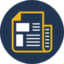 Documents Documents Strategy File Icon