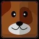 Dog Head Icon