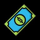 Dollar Cash Dollar Cash Icon
