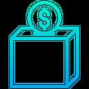 Contribution Dollar Donation Icon