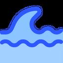 Summer Beach Holiday Icon