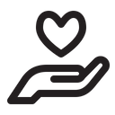 Offering Giving Donation Icon