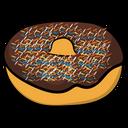 Donut Doughnut Chocolate Donut Icon