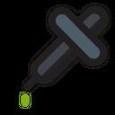 Dot Color Palette Color Icon