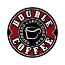 Double Coffee Logo Icon