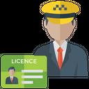Driving License Driver License License Icon