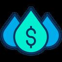 Oil Petrol Oil Drop Icon