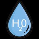 Drop Water Liquid Icon