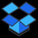 Dropbox Social Media Icon