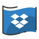 Dropbox Social Media Social Network Icon