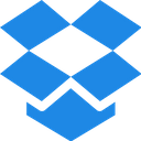 Dropbox Social Media Logo Icon