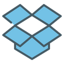 Dropbox Box Icon