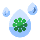 Droplet Drop Water Icon