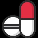 Drugs Medical Treatment Icon