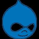 Drupal Plain Icon