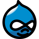 Drupal Technology Logo Social Media Logo Icon