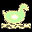 Buoy Life Ring Icon