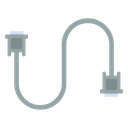 Cable Computer Connector Icon