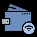 Electronic Internet Network Icon